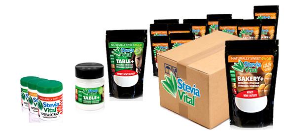stevia i butik