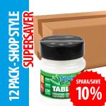 SteviaVital® TABLE+ Steviasocker, ströare 12 pack