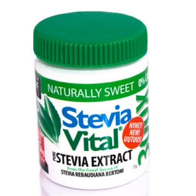 SteviaVital® SteviaExtrakt 300X söthet, 15g