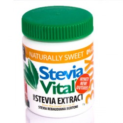 SteviaVital® SteviaExtrakt 350X söthet, 15g