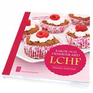 Kakor och desserter med LCHF