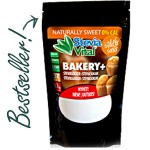 """SteviaVital Bakery+ """"Mariannsocker"""""""