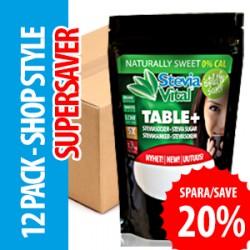 SteviaVital Table+ 12 pack